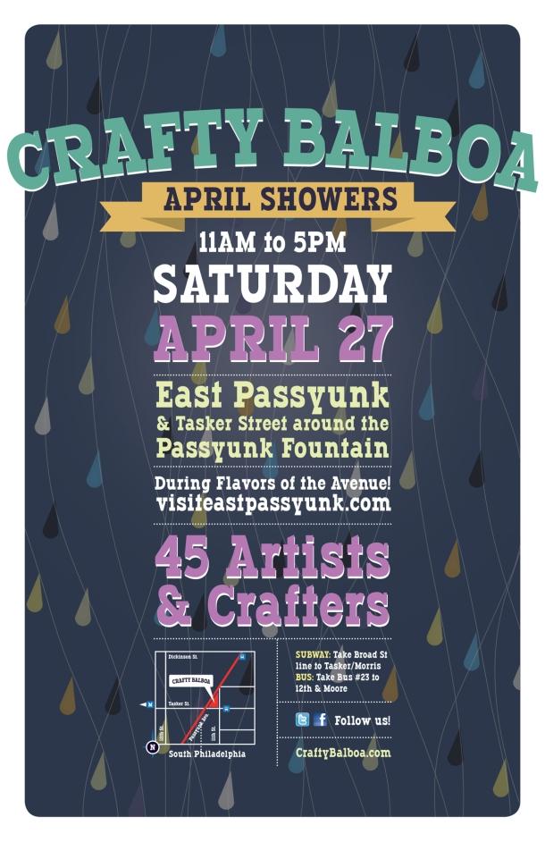 CraftyBalboa_AprilShowers_Poster_2013